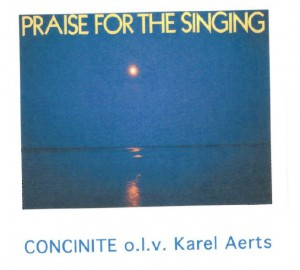 lp praise for the singing